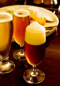 Beer & food matching is a key part of being a beer sommelier