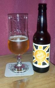 Jamie & Jimmy's beer - Lady Marmalade