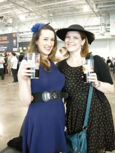 Women & beer? The PMA struggled to find women at senior levels in the industry to speak at the Summit.