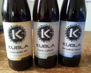 Kubla beers: the full range