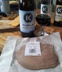 Kubla stout and beef