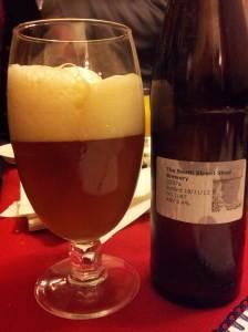 OZ97a: Not much of a name but one hell of a hop in a jolly tasty beer...