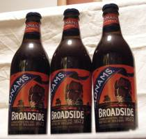 Adnams Broadside has always been one of Beer Husband's favourite beers
