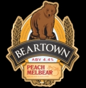 First choice: Rachel loved Beartown's Peach Melbear