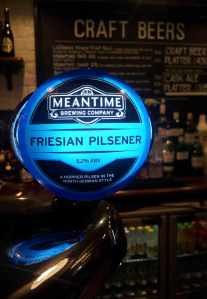 Limited edition: Meantime's Friesian Pilsener