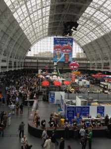 Olympia - home of the Great British Beer Festival