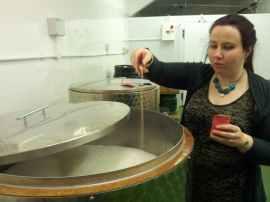 Pitching the yeast: bringing Princess Caraboo to life