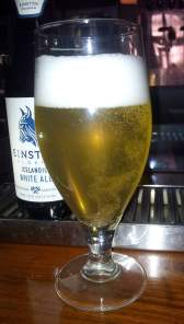 Move over Hoegaarden Einstok White Ale