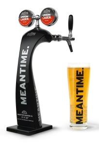 Meantime Union Lager: get it while it lasts