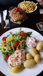 The Lobster Inn, Sheringham... also serves crab!