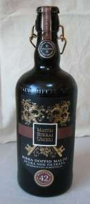 Mastri Birrai Umbri beers: check out the posh, re-sealable bottle!