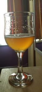 Ninkasi in glass
