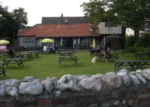 Pub of the holiday weekend: The Village Inn, West Runton.