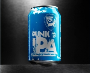 Punk IPA can