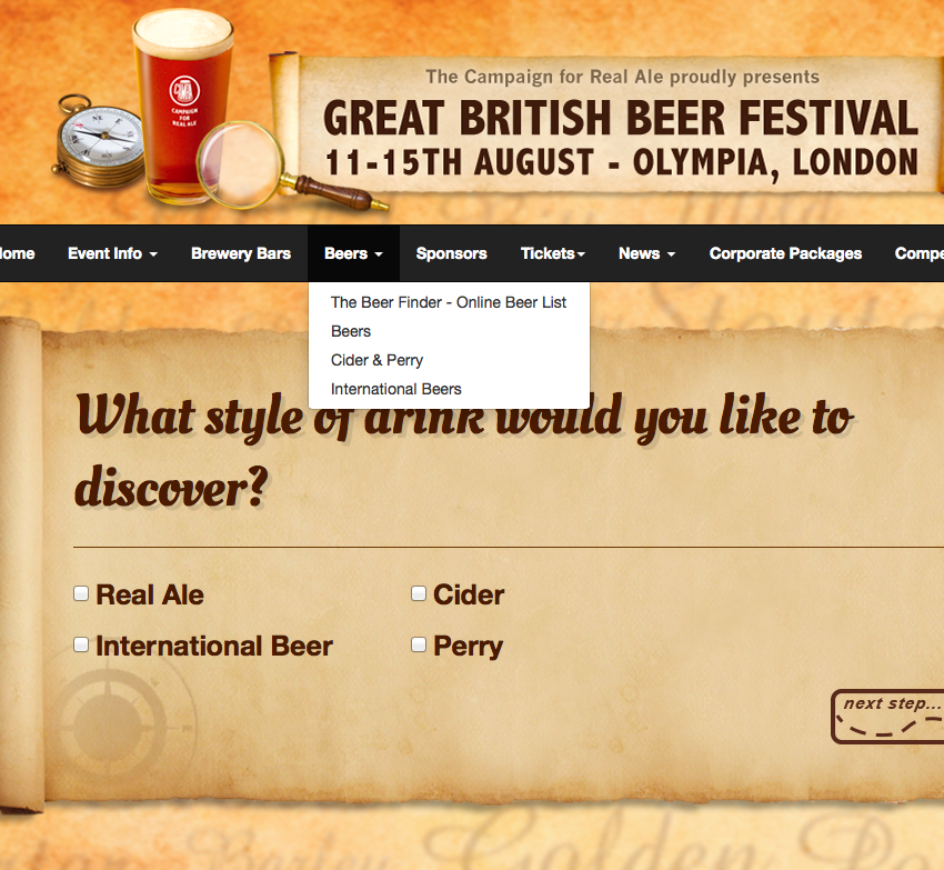 Guest post: My first Great British Beer Festival – A FemAle View on