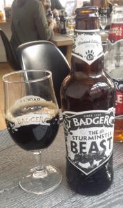 Sturminster Beast bottle