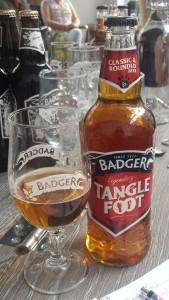 Tanglefoot bottle